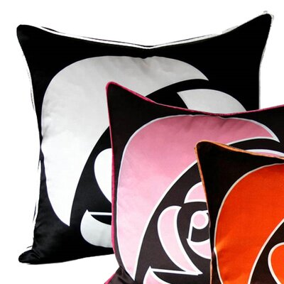 Nookpillow Rose Silk Pillow Cover