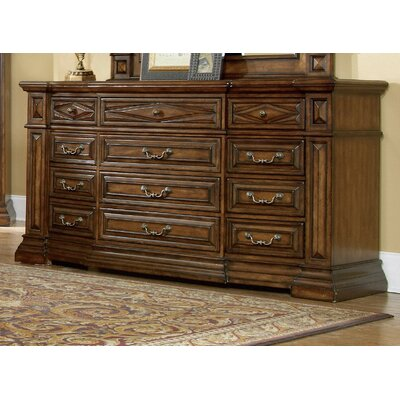 Marbella 12 Drawer Dresser