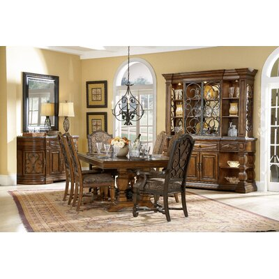 A.R.T. Marbella 5 Piece Counter Height Dining Set
