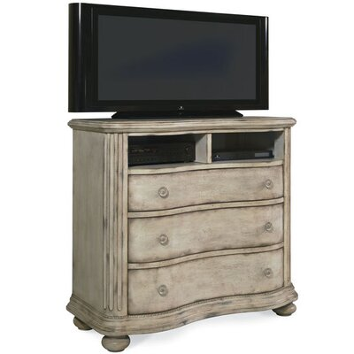 Belmar II 3 Drawer Media Chest