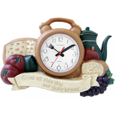 New Haven Funny Kitchen Wall Clock