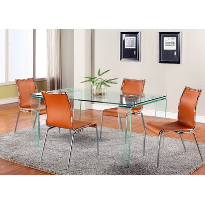 Chintaly Imports Vera Dining Table