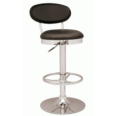 Chintaly Swivel and Adjustable Height Stool