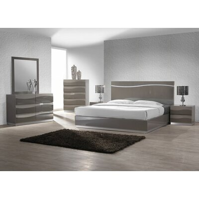 Chintaly Imports Delhi Panel Bedroom Collection