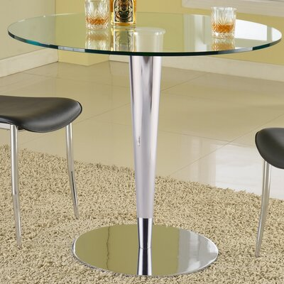 Chintaly Grand Counter Height Pub Table