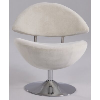 Chintaly Imports Swivel Fun Arm Chair