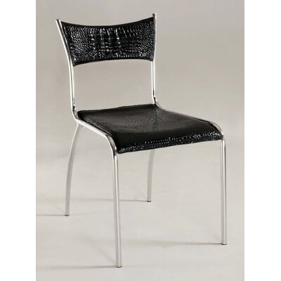Chintaly Imports Daisy Slim Back Side Chair