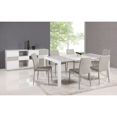 Gina Parson 7 Piece Dining Set