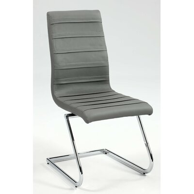 Chintaly Imports Janet High Back Side Chair