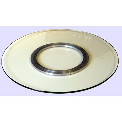 Chintaly Imports Round Serving Tray