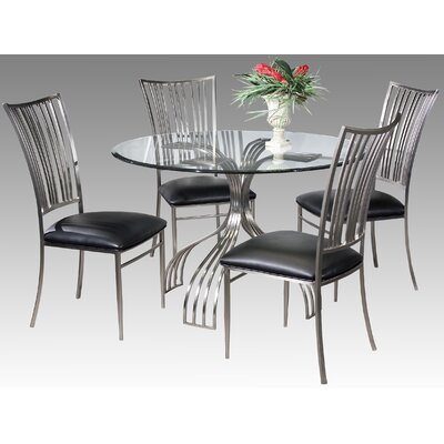 Ashtyn 5 Piece Dining Set