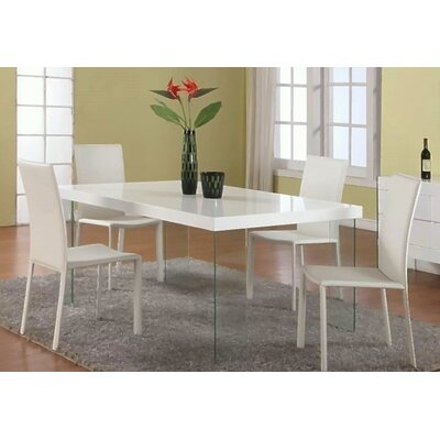 Chintaly Imports Sofia 5 Piece Dining Set