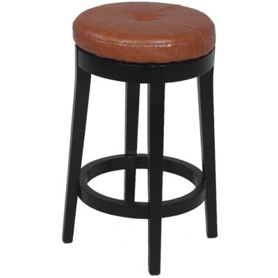 Chintaly Swivel Counter Stool