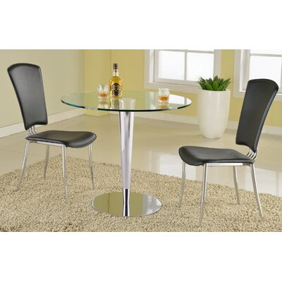 Chintaly Imports Grand Counter Height Pub Table