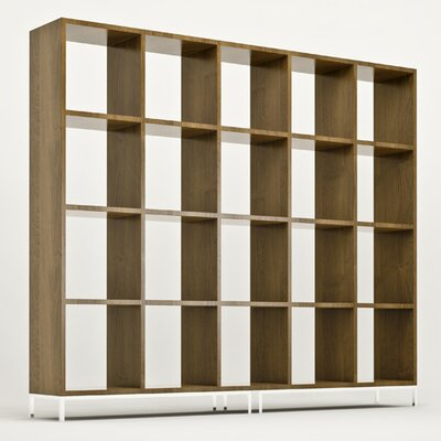 EK Living BC1 Storage Bookcase