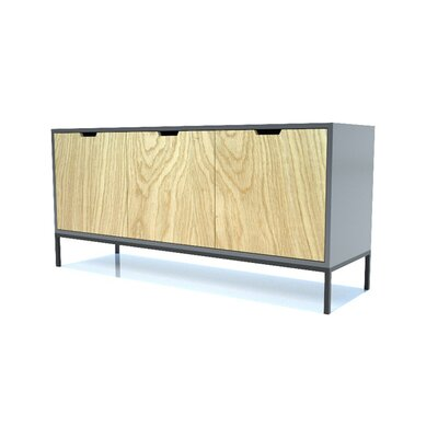 "EK Living Furniture 60"" Storage Crezenda"