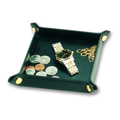 Men's Leather Goods Accessory Tray