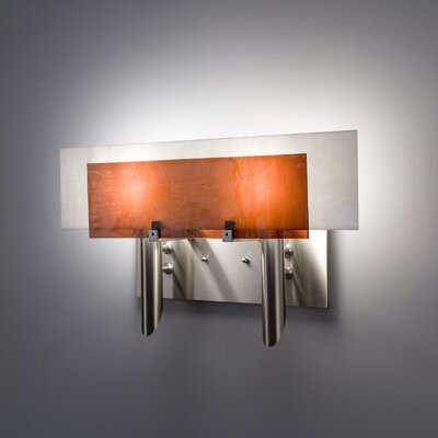 WPT Design Dessy2 2 Light Wall Sconce