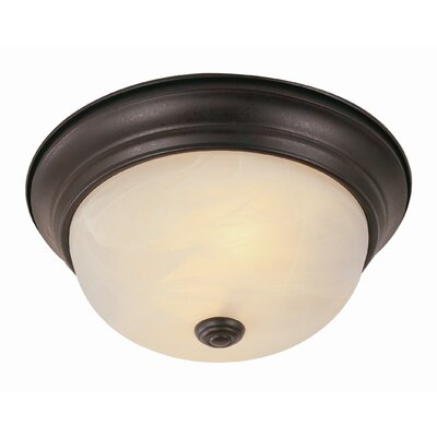 TransGlobe Lighting Flush Mount