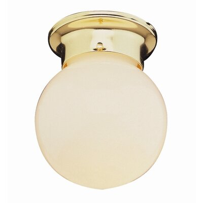 TransGlobe Lighting Builder Flush Mount