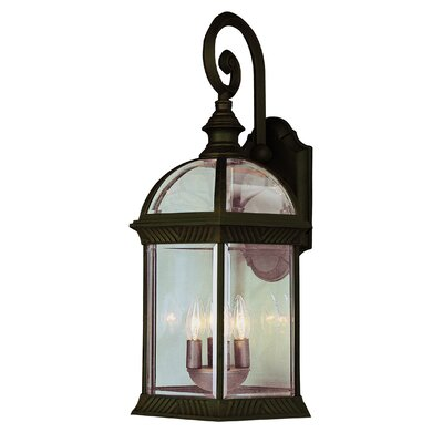 TransGlobe Lighting Outdoor Wall Lantern