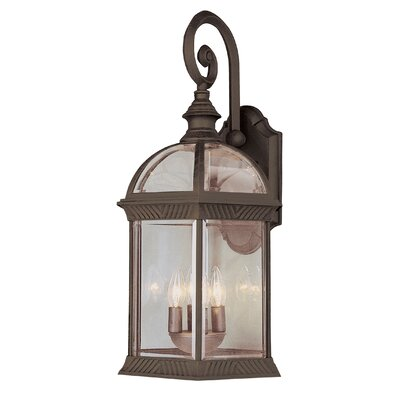 Wayfair External Wall Lights : TransGlobe Lighting Outdoor Wall Lantern & Reviews Wayfair