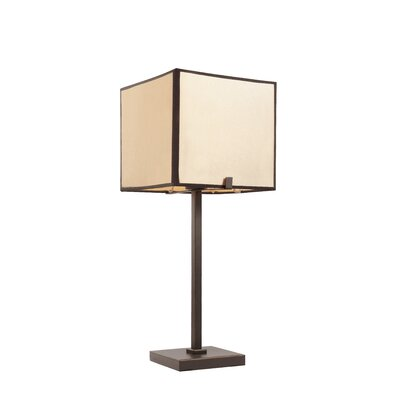 TransGlobe Lighting Metropolitan Safari Table Lamp