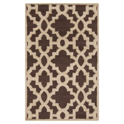 <strong>Candice Olson Rugs</strong> Modern Classics Dark Chocolate Rug
