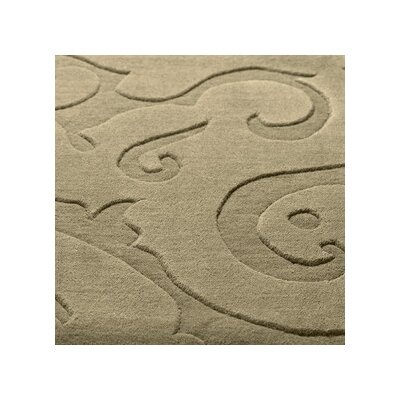 Candice Olson Rugs Sculpture Square Tan Rug