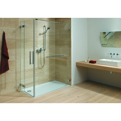 "Kaldewei Superplan XXL 29.5"" x 55.1"" Shower Tray in White"