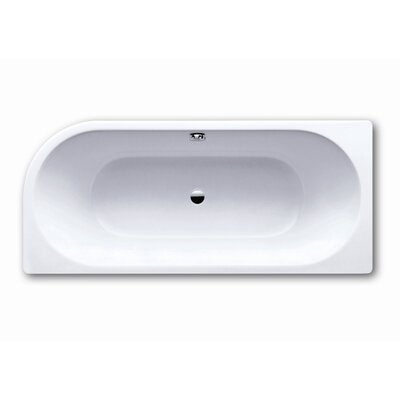 "Kaldewei Centro Duo 71"" x 32"" 1 Right Bathtub"