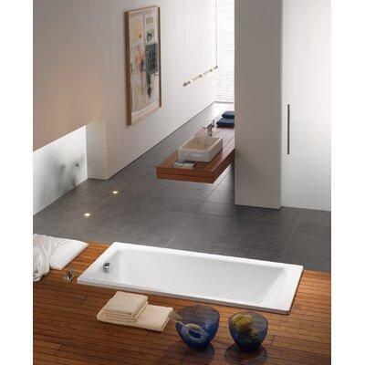"""Kaldewei Puro 67"""" x 28"""" Bathtub"""