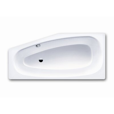 "Kaldewei Mini 62"" x 30"" Right Bathtub"