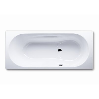 "Kaldewei Vaio 67"" x 28"" Set Bathtub"