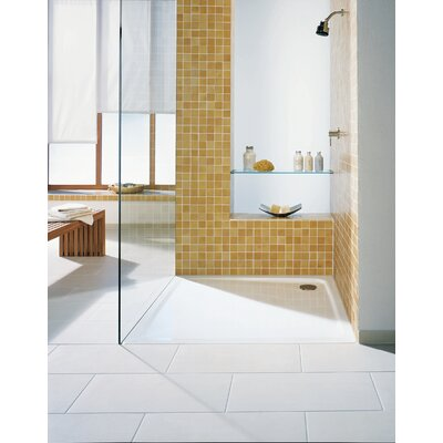 "Kaldewei Superplan 35.4"" x 47.2"" Shower Tray in White"