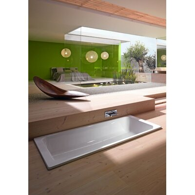 """Kaldewei Bassino 79"""" x 39"""" Bathtub with Front Paneling and Two Side Panels"""
