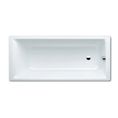 "Kaldewei Puro 67"" x 32"" Bathtub with Reversible Drain"