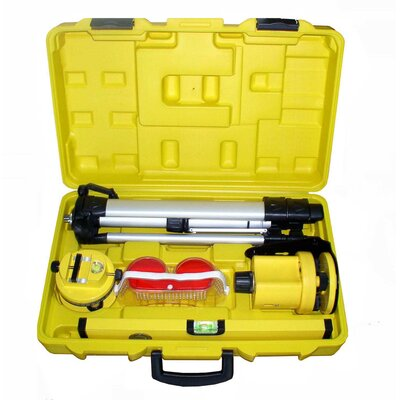 Alton Multi-Beam and Rotary Laser Level Set