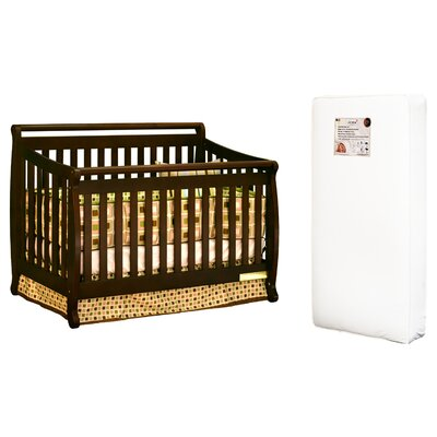AFG Furniture Amy 3-in-1 Convertible Crib
