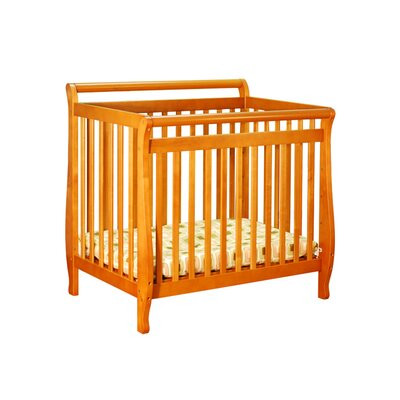 Amy Athena Mini 2-in-1 Convertible Crib