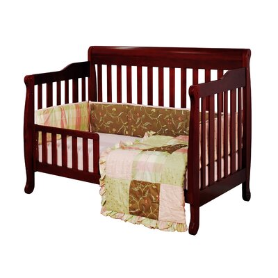 AFG Furniture Athena Alice 3-in-1 Convertible Crib