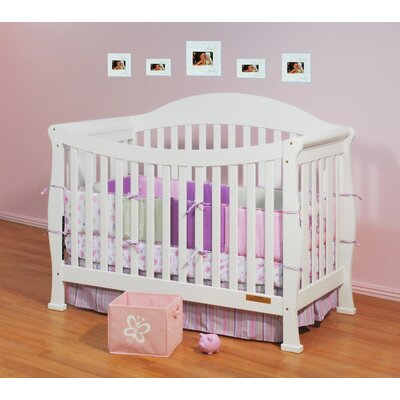 AFG Furniture Athena Allie 3-in-1 Convertible Crib Set