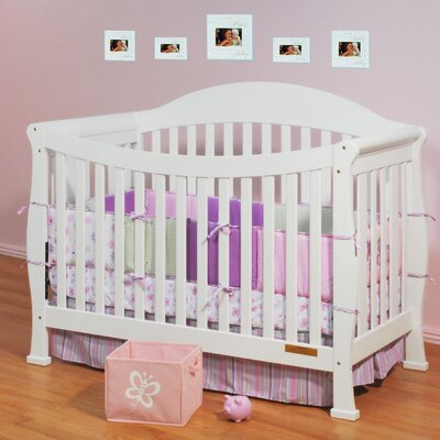 AFG Furniture Athena Allie 3-in-1 Convertible Crib