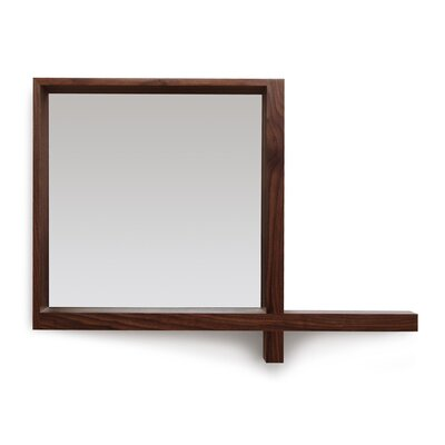 Lineground Rectangle Mirror and Shelf