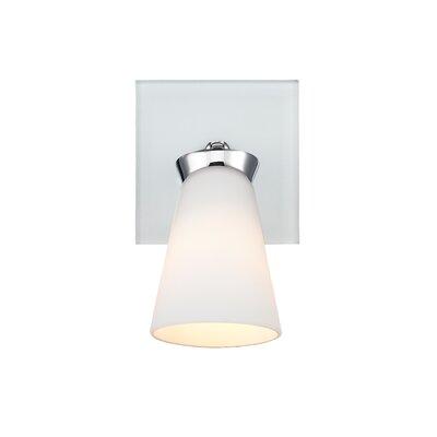 Golden Lighting Opera 1 Light Bath Vanity Light