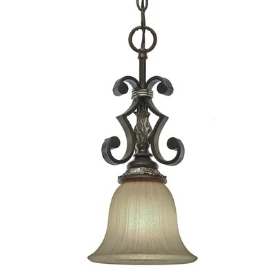 Bristol Place 1 Light Mini Pendant