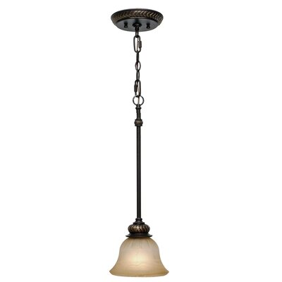 Jefferson 1 Light Mini Pendant