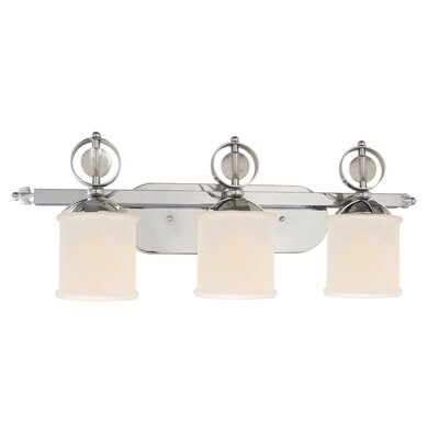 Golden Lighting Cerchi 3 Light Vanity Light