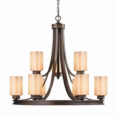 Hidalgo 9 Light Chandelier