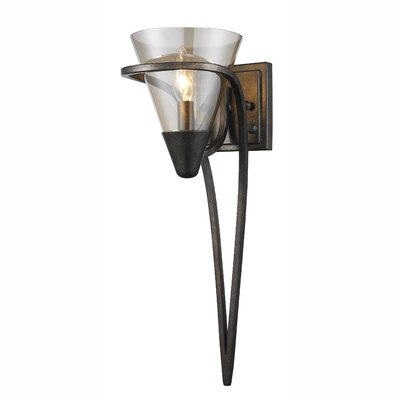 Golden Lighting Madera 1 Light Wall Sconce